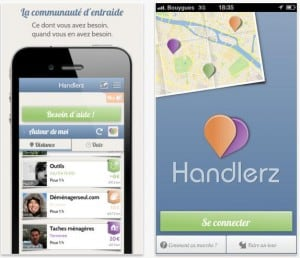 handlerz, consommation collaborative, conso collab, partage, bons plans