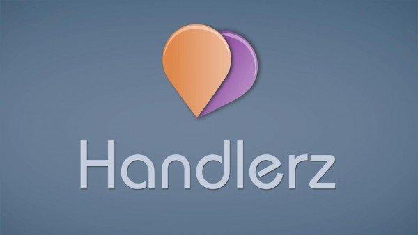L'app du mois: Handlerz