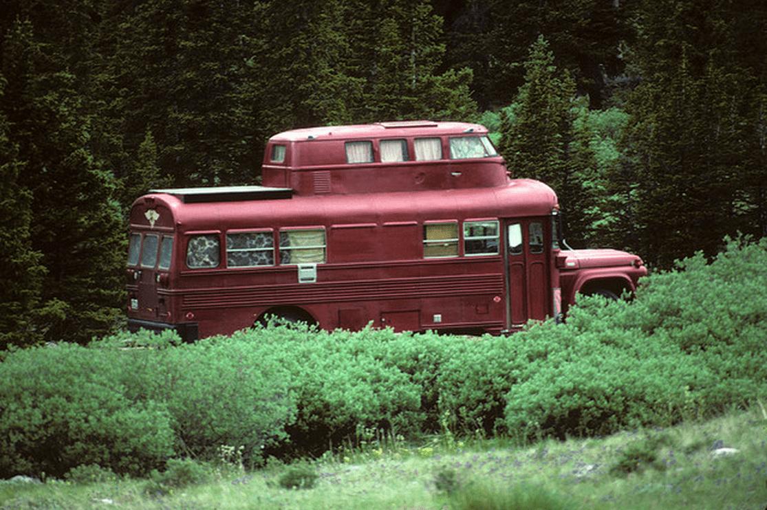 Camping-car à louer