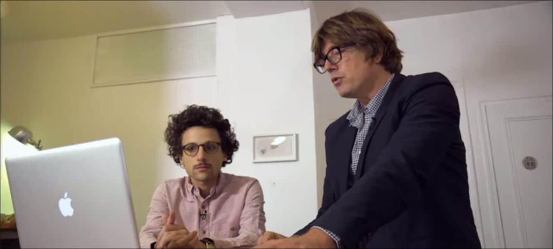 Rencontre entre Adam et Eric