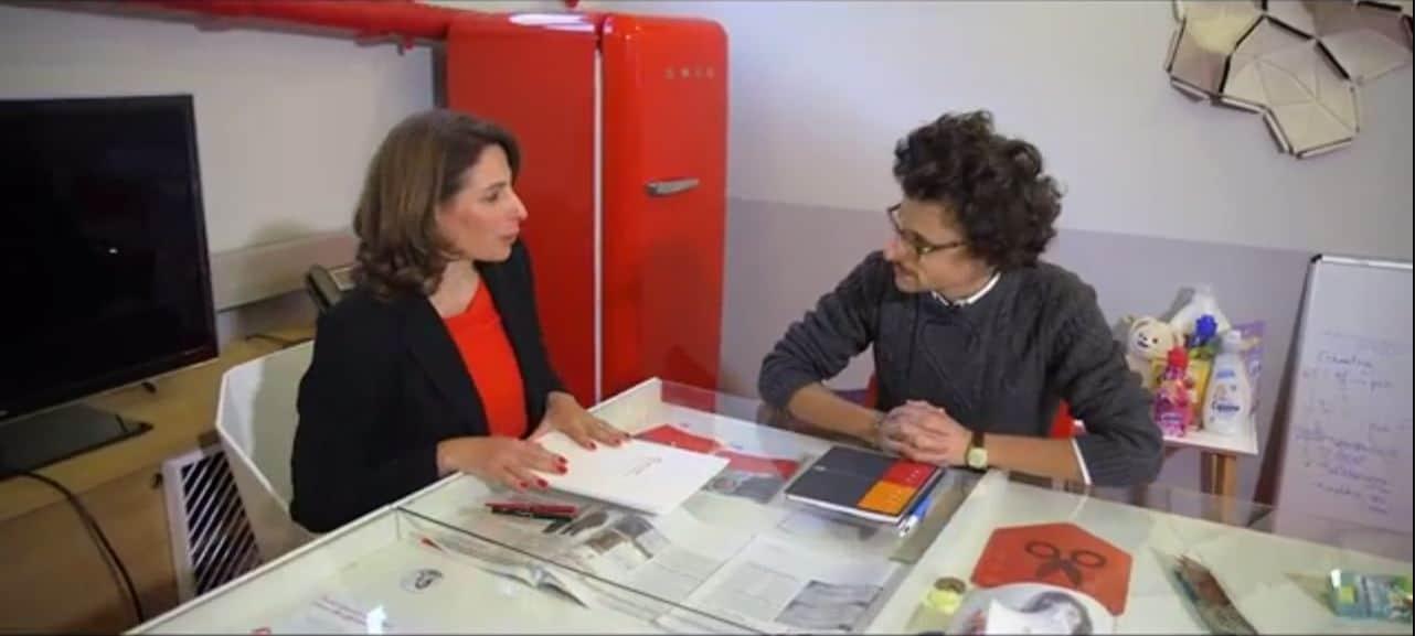 La web-série startup Costockage : recruter un employé, tout un art !
