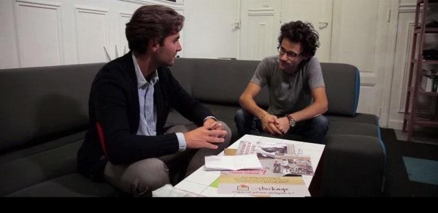 entrevue co-fondateur de Costockage et Robert