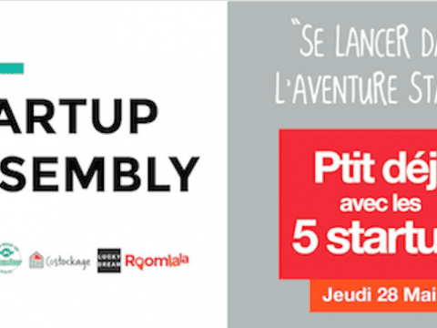 Costockage à la Startup Assembly
