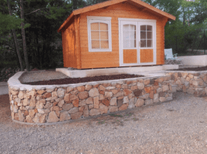 chalet sur costockage
