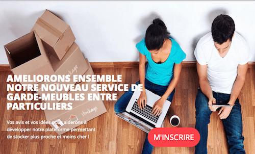 Jeu concours costockage le blog de costockage for Garde meuble rouen