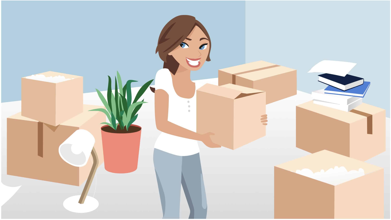 Comment se débarrasser de ses démarches administratives pendant un déménagement  ?
