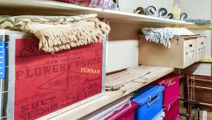 Optimiser l'espace de stockage